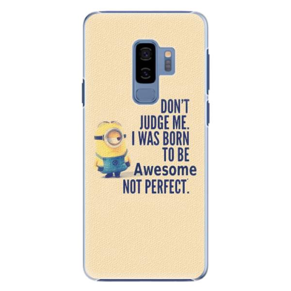 Plastové pouzdro iSaprio - Be Awesome - Samsung Galaxy S9 Plus