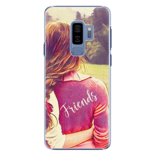 Plastové pouzdro iSaprio - BF Friends - Samsung Galaxy S9 Plus