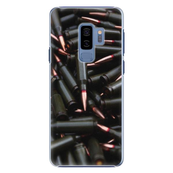 Plastové pouzdro iSaprio - Black Bullet - Samsung Galaxy S9 Plus