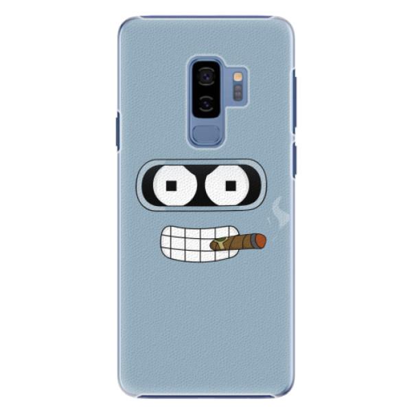 Plastové pouzdro iSaprio - Bender - Samsung Galaxy S9 Plus