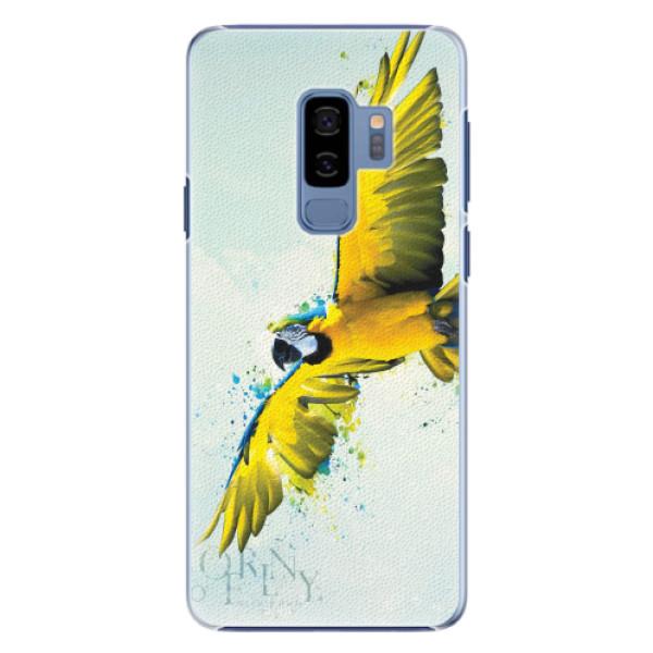 Plastové pouzdro iSaprio - Born to Fly - Samsung Galaxy S9 Plus