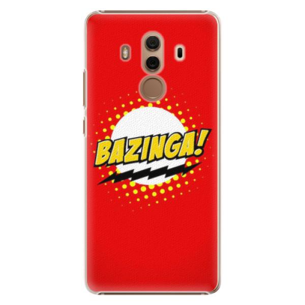 Plastové pouzdro iSaprio - Bazinga 01 - Huawei Mate 10 Pro