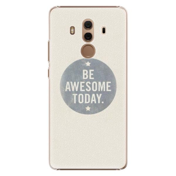Plastové pouzdro iSaprio - Awesome 02 - Huawei Mate 10 Pro
