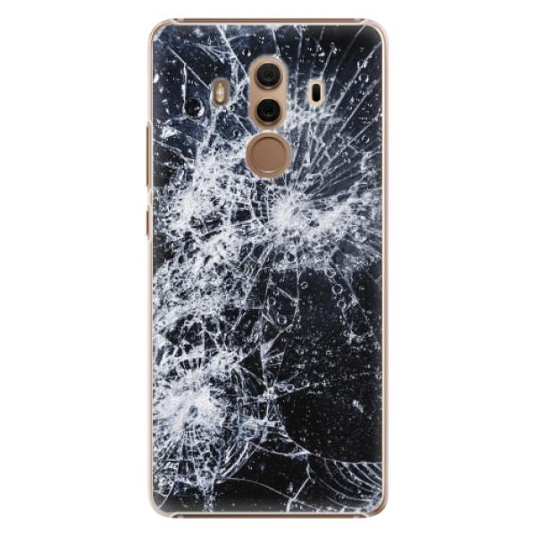 Plastové pouzdro iSaprio - Cracked - Huawei Mate 10 Pro
