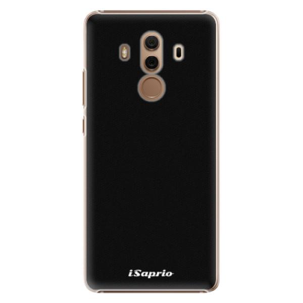 Plastové pouzdro iSaprio - 4Pure - černý - Huawei Mate 10 Pro
