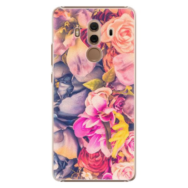 Plastové pouzdro iSaprio - Beauty Flowers - Huawei Mate 10 Pro