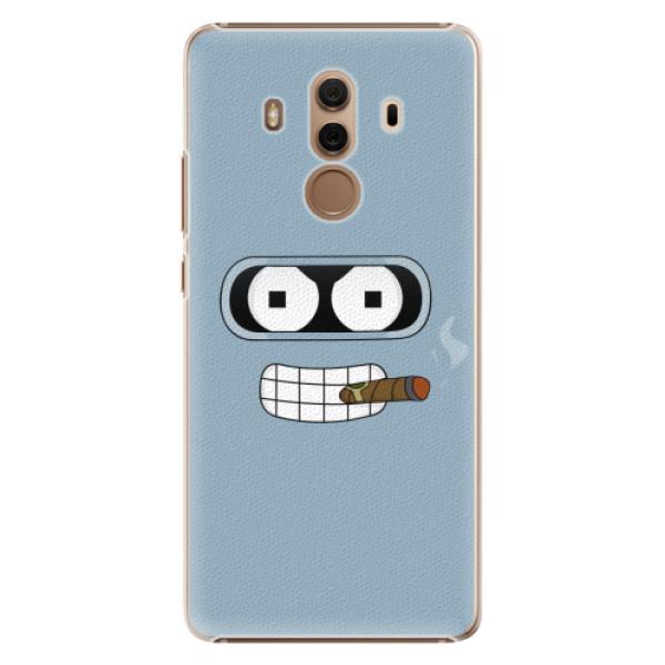 Plastové pouzdro iSaprio - Bender - Huawei Mate 10 Pro