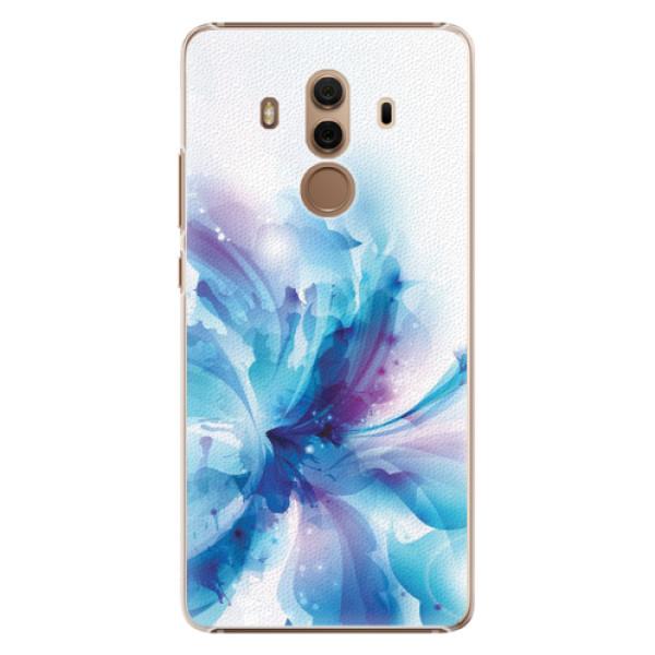 Plastové pouzdro iSaprio - Abstract Flower - Huawei Mate 10 Pro