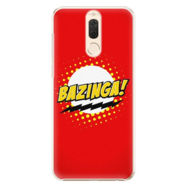 Plastové pouzdro iSaprio - Bazinga 01 - Huawei Mate 10 Lite
