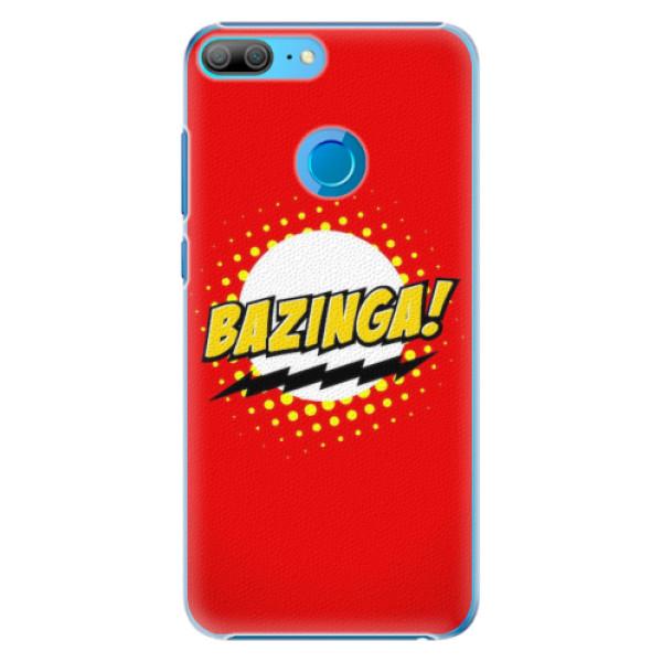 Plastové pouzdro iSaprio - Bazinga 01 - Huawei Honor 9 Lite