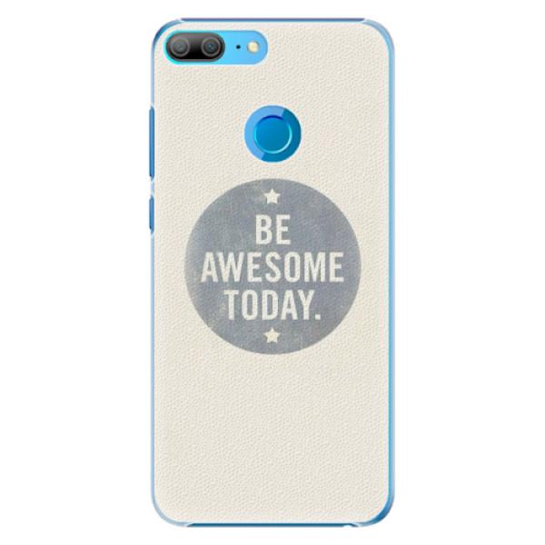 Plastové pouzdro iSaprio - Awesome 02 - Huawei Honor 9 Lite