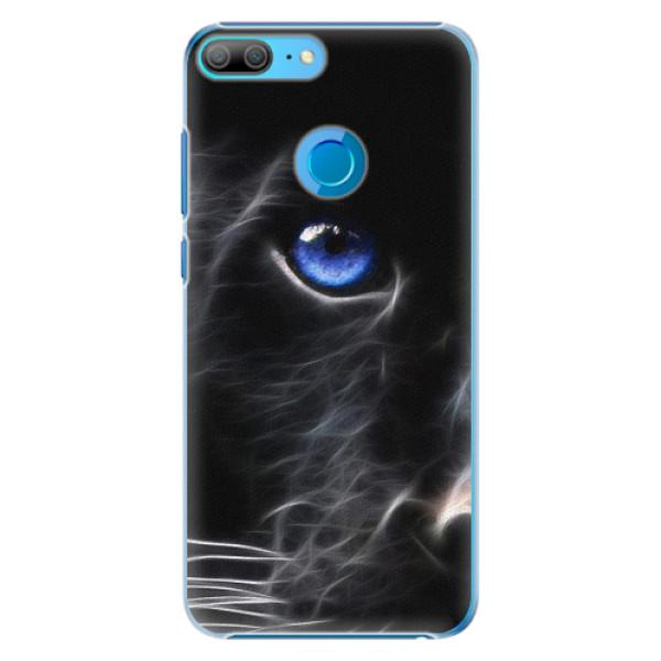 Plastové pouzdro iSaprio - Black Puma - Huawei Honor 9 Lite