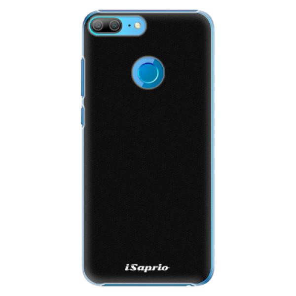 Plastové pouzdro iSaprio - 4Pure - černý - Huawei Honor 9 Lite