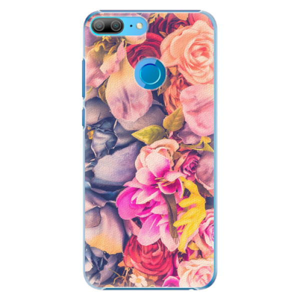Plastové pouzdro iSaprio - Beauty Flowers - Huawei Honor 9 Lite