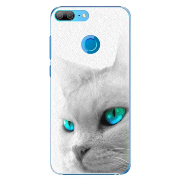 Plastové pouzdro iSaprio - Cats Eyes - Huawei Honor 9 Lite