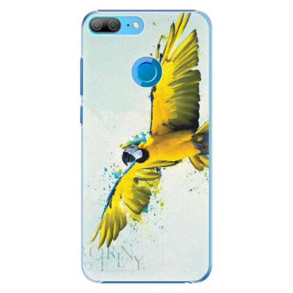 Plastové pouzdro iSaprio - Born to Fly - Huawei Honor 9 Lite