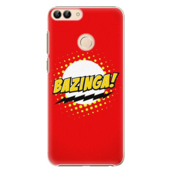 Plastové pouzdro iSaprio - Bazinga 01 - Huawei P Smart
