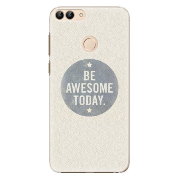 Plastové pouzdro iSaprio - Awesome 02 - Huawei P Smart