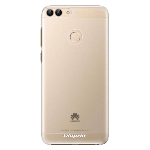 Plastové pouzdro iSaprio - 4Pure - mléčný bez potisku - Huawei P Smart