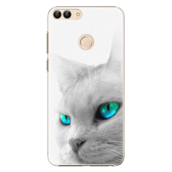Plastové pouzdro iSaprio - Cats Eyes - Huawei P Smart
