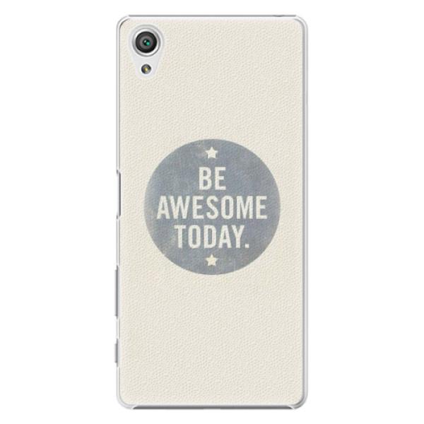 Plastové pouzdro iSaprio - Awesome 02 - Sony Xperia X