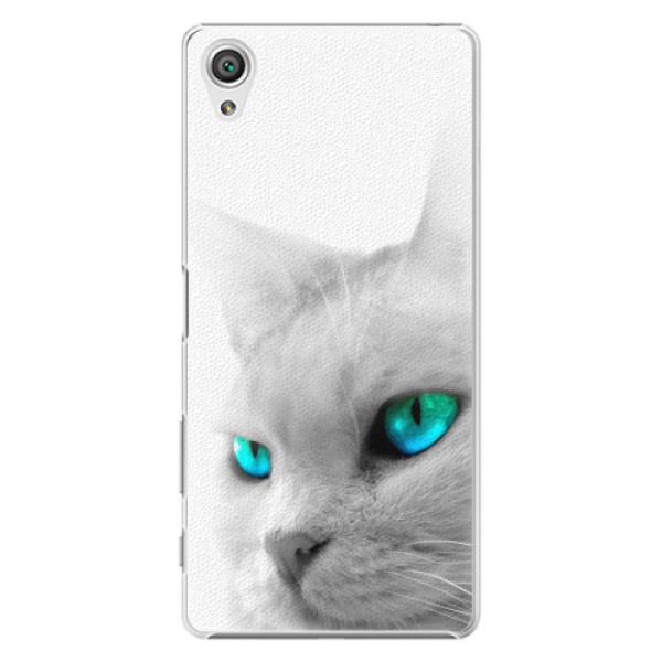 Plastové pouzdro iSaprio - Cats Eyes - Sony Xperia X