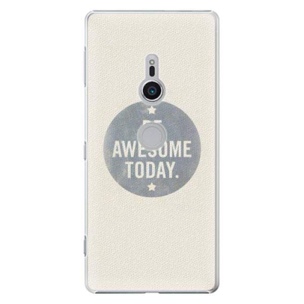 Plastové pouzdro iSaprio - Awesome 02 - Sony Xperia XZ2