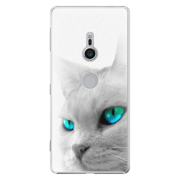 Plastové pouzdro iSaprio - Cats Eyes - Sony Xperia XZ2