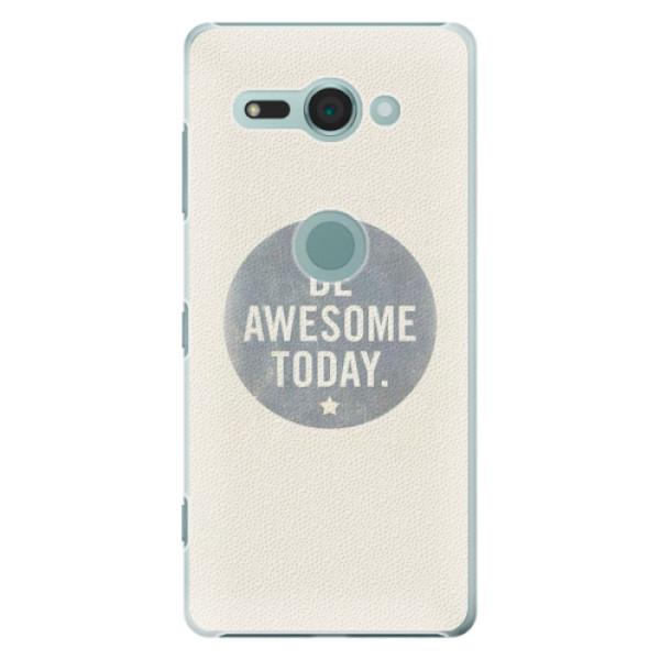 Plastové pouzdro iSaprio - Awesome 02 - Sony Xperia XZ2 Compact