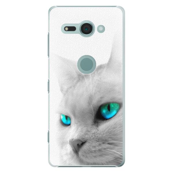 Plastové pouzdro iSaprio - Cats Eyes - Sony Xperia XZ2 Compact