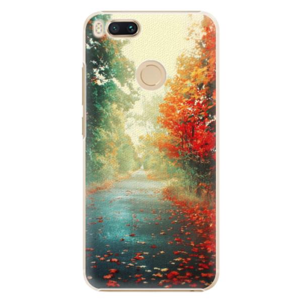 Plastové pouzdro iSaprio - Autumn 03 - Xiaomi Mi A1