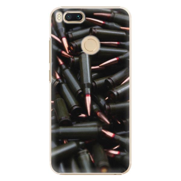 Plastové pouzdro iSaprio - Black Bullet - Xiaomi Mi A1