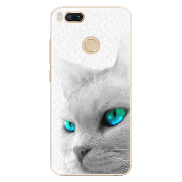 Plastové pouzdro iSaprio - Cats Eyes - Xiaomi Mi A1