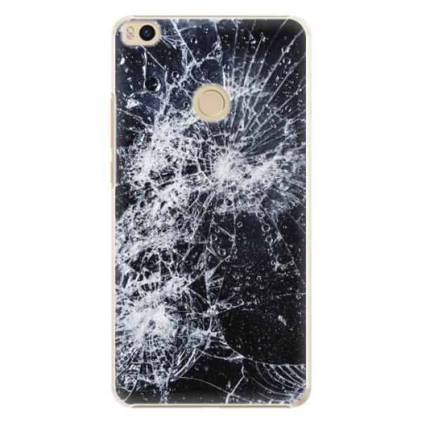 Plastové pouzdro iSaprio - Cracked - Xiaomi Mi Max 2