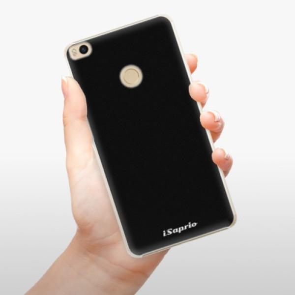 Plastové pouzdro iSaprio - 4Pure - černý - Xiaomi Mi Max 2