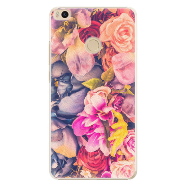 Plastové pouzdro iSaprio - Beauty Flowers - Xiaomi Mi Max 2