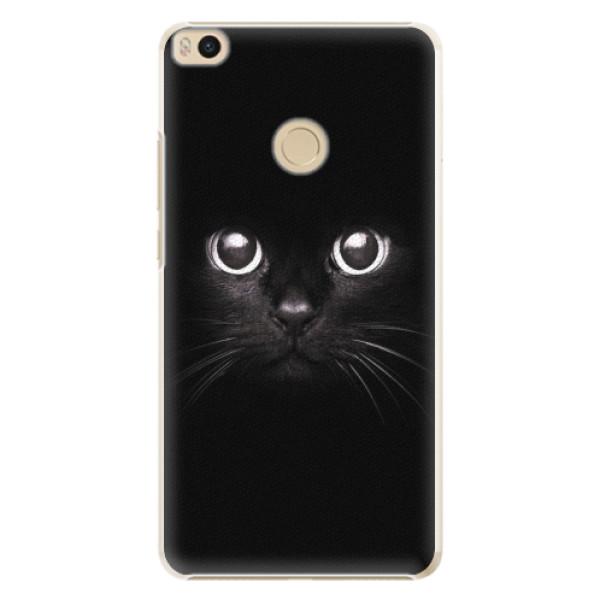 Plastové pouzdro iSaprio - Black Cat - Xiaomi Mi Max 2
