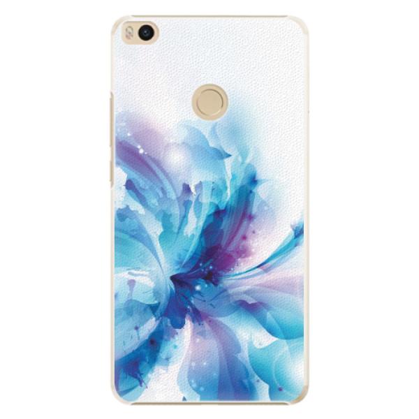 Plastové pouzdro iSaprio - Abstract Flower - Xiaomi Mi Max 2