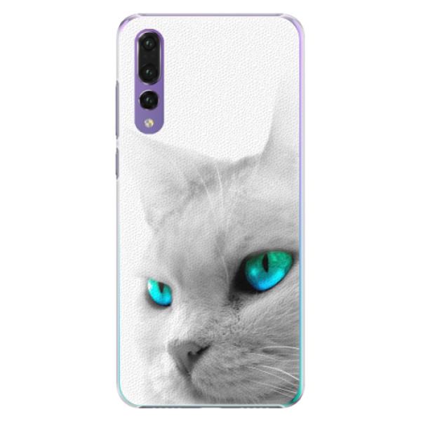 Plastové pouzdro iSaprio - Cats Eyes - Huawei P20 Pro