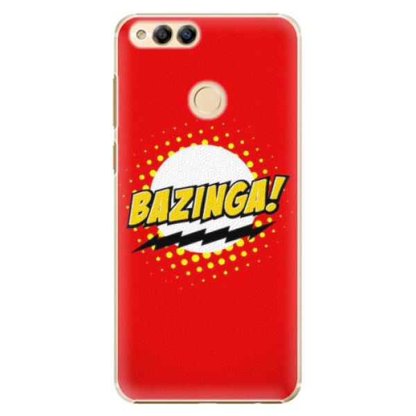 Plastové pouzdro iSaprio - Bazinga 01 - Huawei Honor 7X