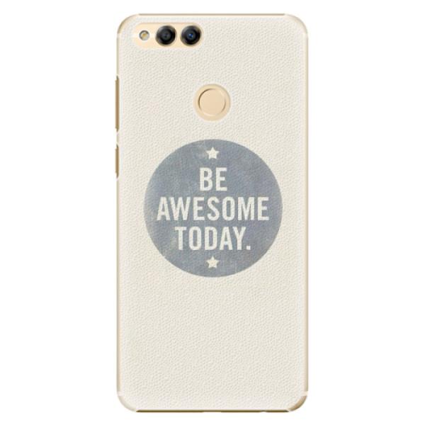 Plastové pouzdro iSaprio - Awesome 02 - Huawei Honor 7X