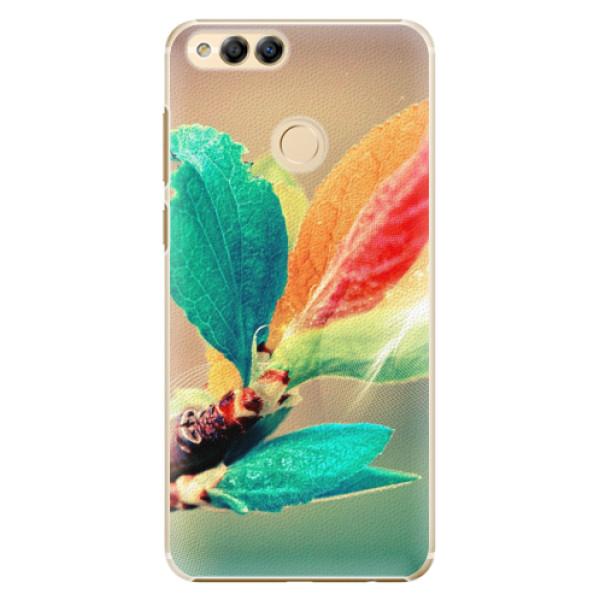 Plastové pouzdro iSaprio - Autumn 02 - Huawei Honor 7X