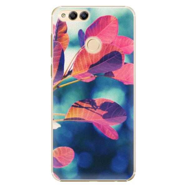 Plastové pouzdro iSaprio - Autumn 01 - Huawei Honor 7X