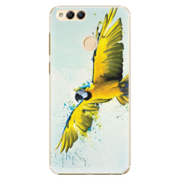 Plastové pouzdro iSaprio - Born to Fly - Huawei Honor 7X