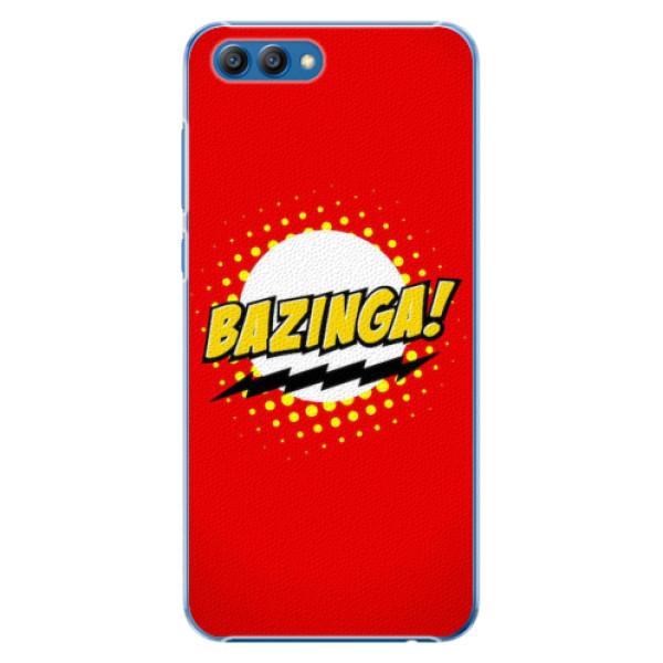 Plastové pouzdro iSaprio - Bazinga 01 - Huawei Honor View 10