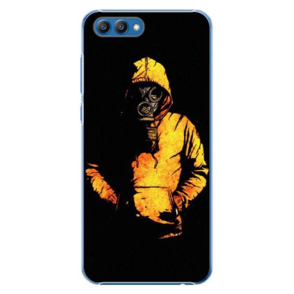 Plastové pouzdro iSaprio - Chemical - Huawei Honor View 10