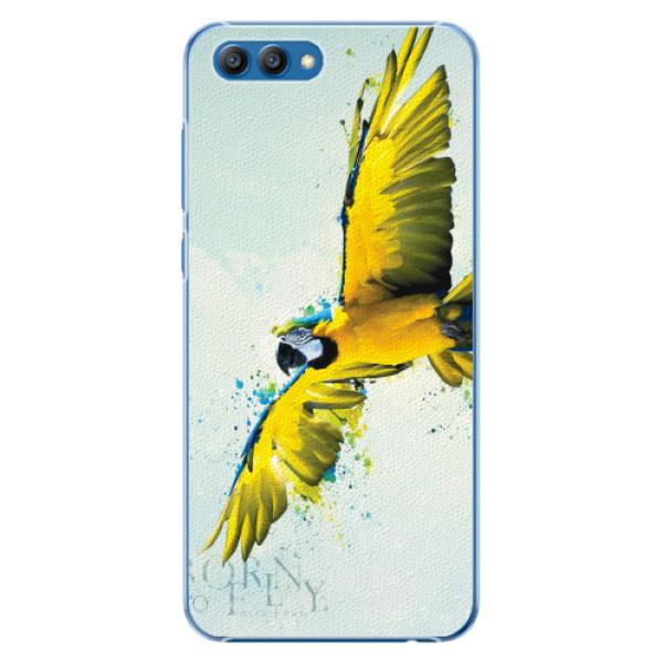 Plastové pouzdro iSaprio - Born to Fly - Huawei Honor View 10