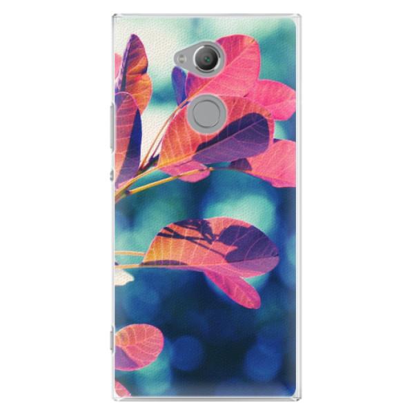 Plastové pouzdro iSaprio - Autumn 01 - Sony Xperia XA2 Ultra