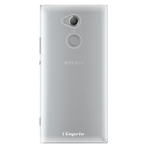 Plastové pouzdro iSaprio - 4Pure - mléčný bez potisku - Sony Xperia XA2 Ultra