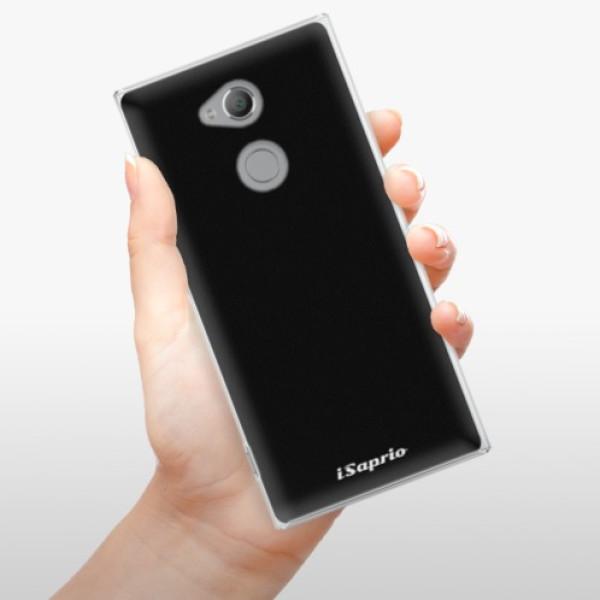 Plastové pouzdro iSaprio - 4Pure - černý - Sony Xperia XA2 Ultra